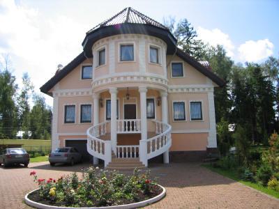 Загородные дома коттеджи